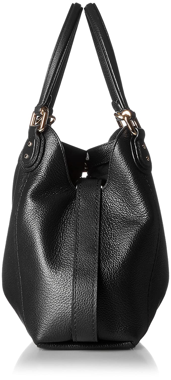 75790ca0d741 Coach Edie Ladies Medium Pebbled Leather Ladies Shoulder Handbag 57124