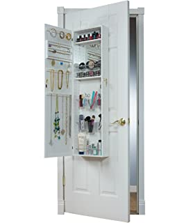 Amazoncom BTExpert Jewelry Armoire Cosmetic Makeup Cabinet