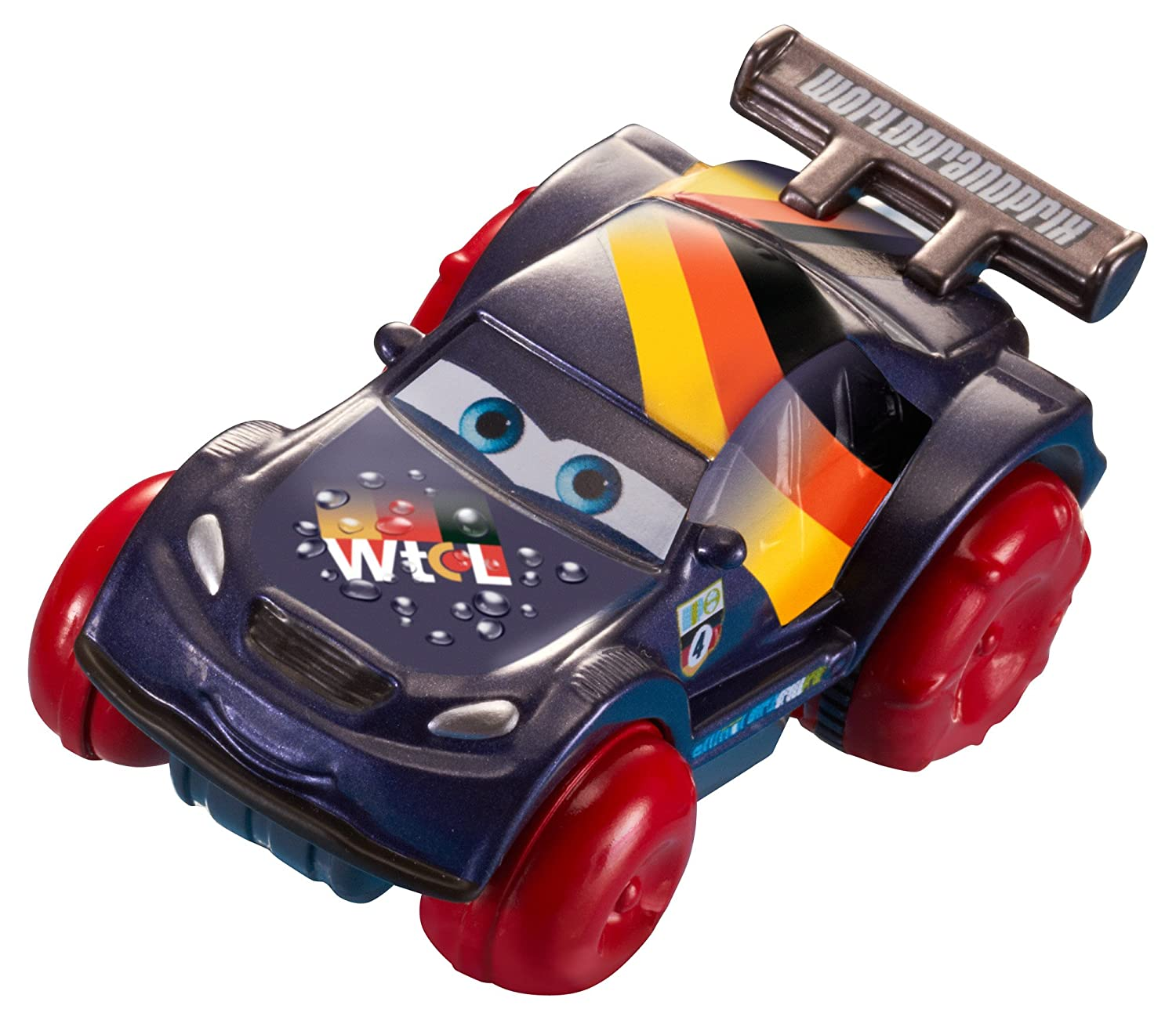 Amazon Disney Pixar Cars Hydro Wheels Max Schnell Bath