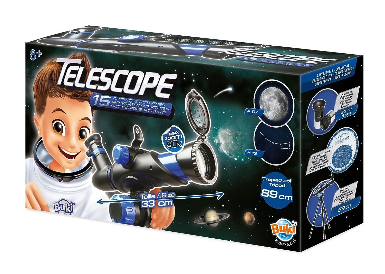 Buki France Telescopio actividades TSB