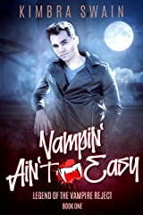 Vampin' Ain't Easy (Legend of the Vampire Reject Book 1) Kindle Edition