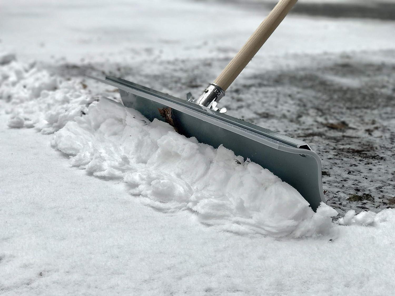 Schneeschieber Wasserschieber Schmutzschieber Der Ottmar