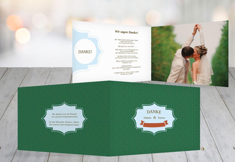 Kartenparadies Danksagung für Hochzeitsgeschenke Hochzeit Danke Harmonie, hochwertige Danksagungskarte Hochzeitsglückwünsche inklusive Umschläge   10 Karten - (Format  148x105 mm) Farbe  Sonnengelb B01MUD7R71 | Räumungsverkauf  | Onli