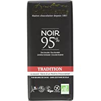 Dardenne Tablette Tradition Chocolat Noir 95% Cacao 90 g