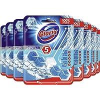 Glorix Power-5 Toiletblok Power Ocean - 9 stuks - Multipack