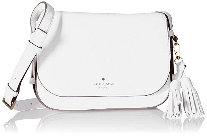 ca698e9c2 kate spade new york Orchard Street Penelope Cross Body, Bright White, One  Size