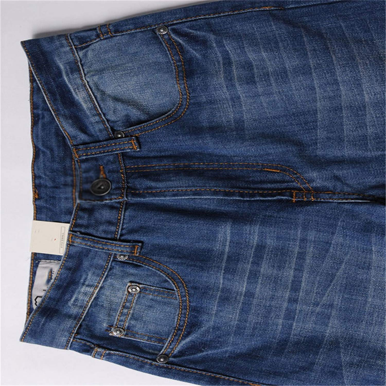 Amazon.com: Pantalones vaqueros clásicos para hombre con ...