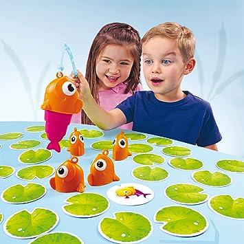 Diset - Memo Fish juego de mesa: Amazon.es: Juguetes y juegos