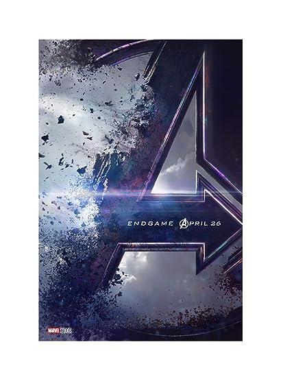 Amazon Com Avengers 4 End Game 13x20 24x36 27x40 32x48 Marvel Art