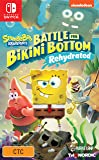 SPONGEBOB BATTLE FOR BIKINI BOTTOM (Nintendo Switch)