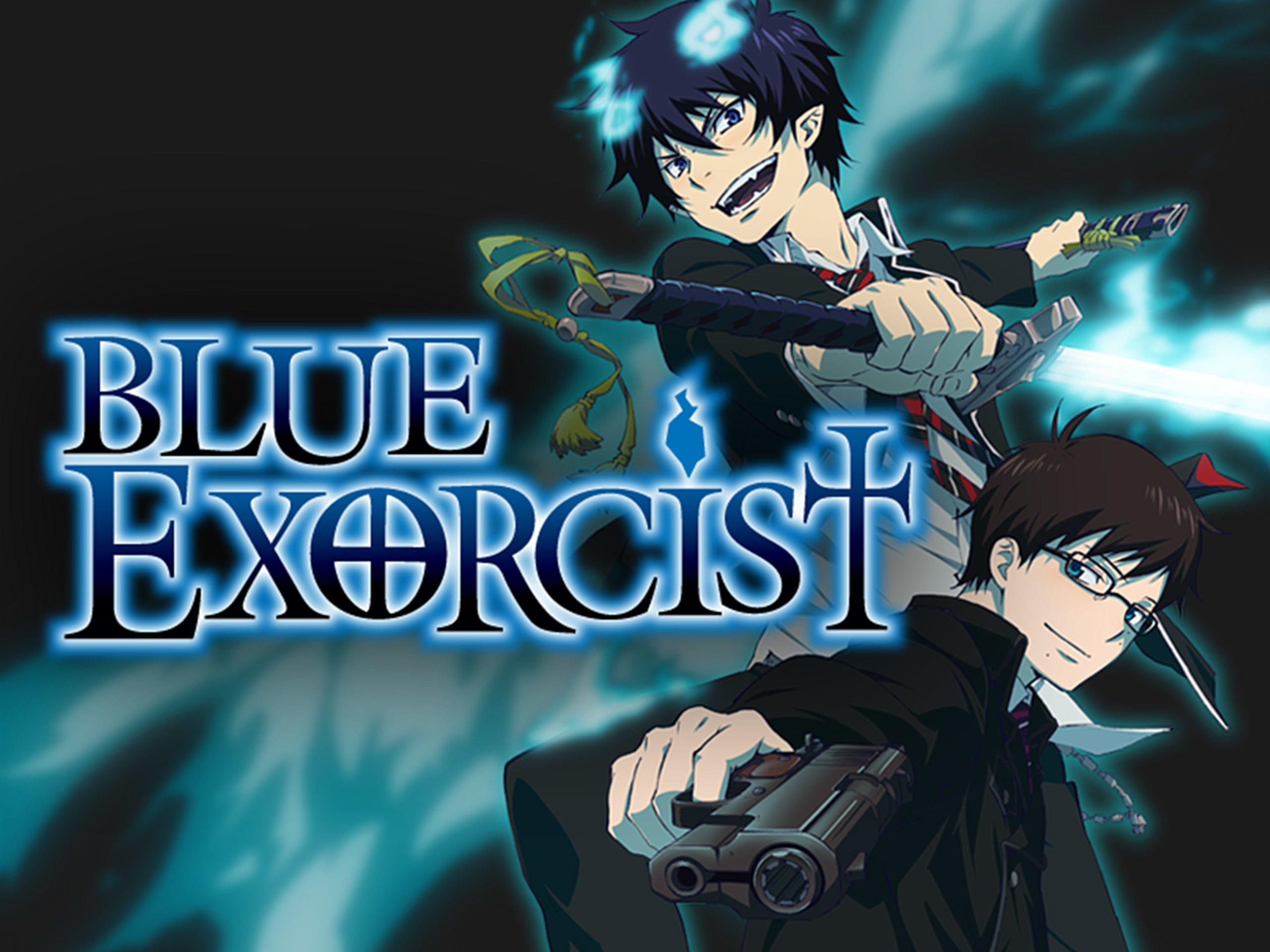 Blue Exorcist Ger Dub Stream