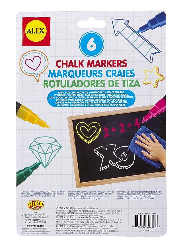 ALEX Toys Artist Studio Chalk Markers