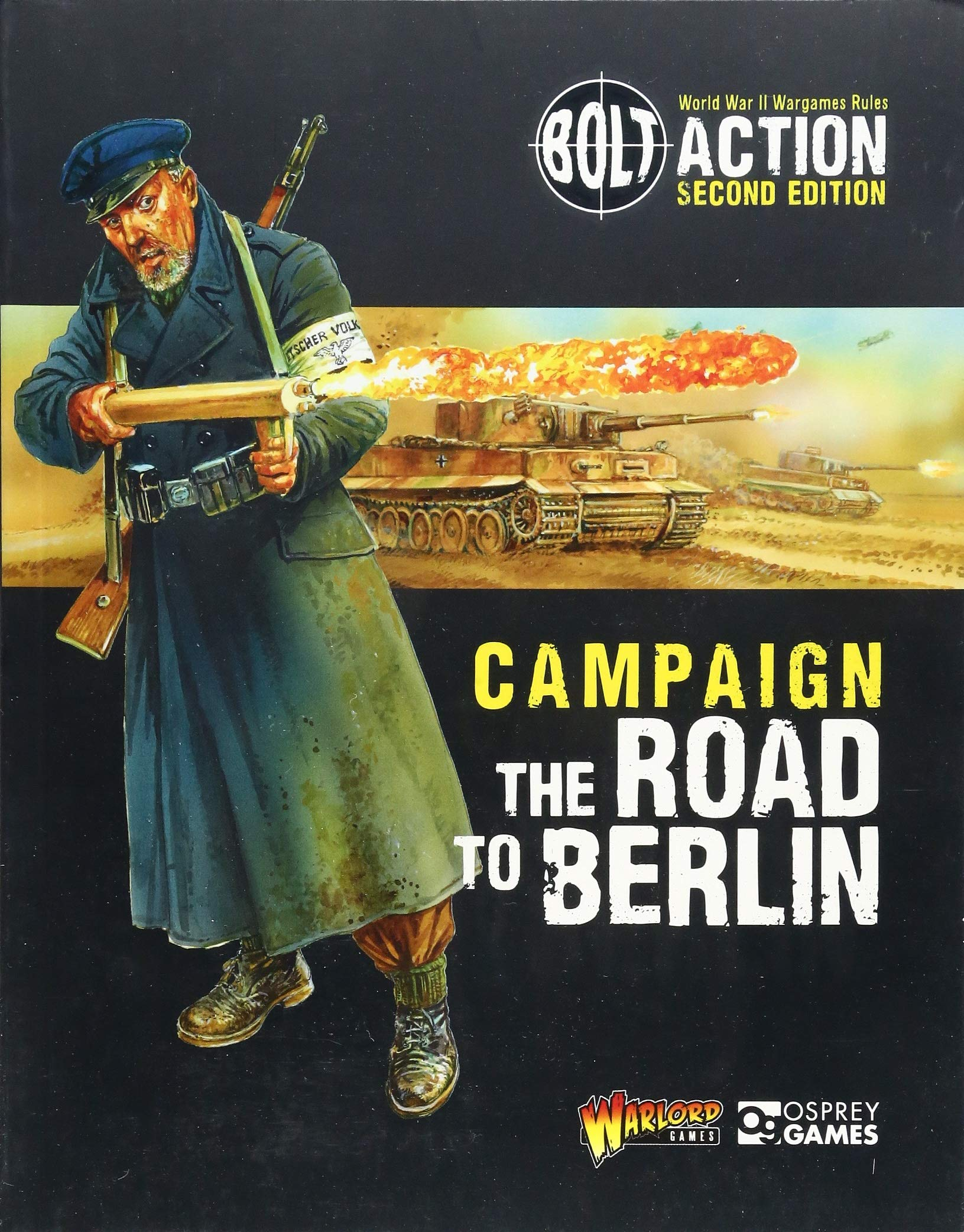 Bolt Action: Campaign: The Road to Berlin: Amazon co uk: Warlord