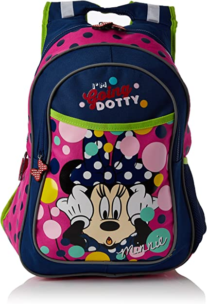 """BB Designs Europe Limited Minnie Mouse /""""surprise/"""" Junior Backpack Multicolour"""