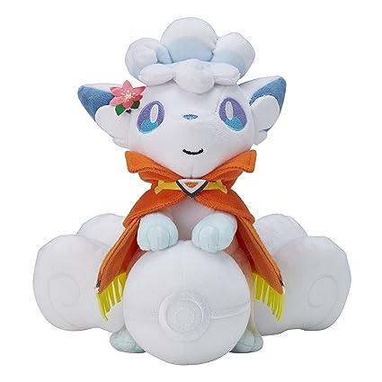 Pokemon Center Original Plush Sapporo Snow Festival Alola Vulpix doll
