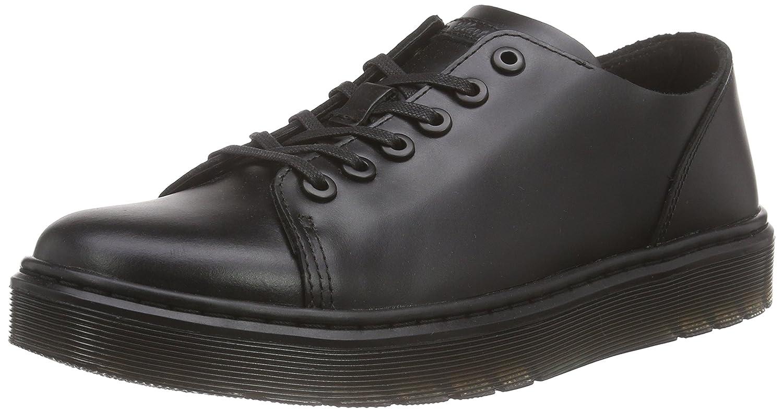 Dr. Martens Dante Brando Black - Zapatos de Cordones Derby Hombre 43 EU