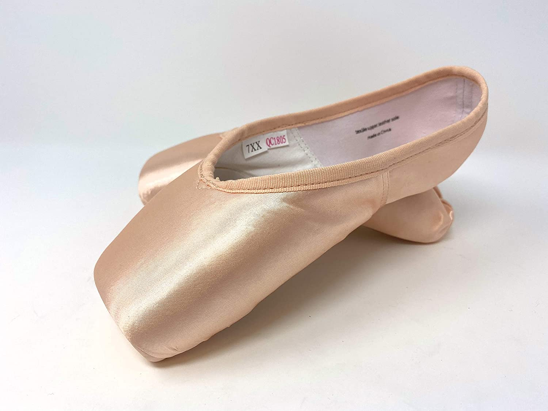 Duval Pointe Shoes F.R Regular Shank