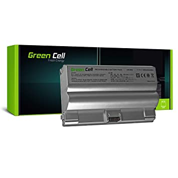 Green Cell® Standard Serie VGP-BPS8 Batería para Sony Vaio PCG-381M PCG