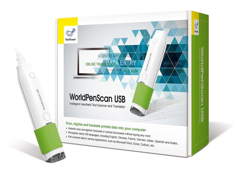 PenPower WorldPenScan USB SE – Pen Scanner and Translator for Windows/Mac SWPSUB01EU