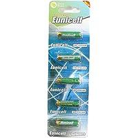 5 Eunicell 27A / L828 / A27 12V Alkaline Battery Long Shelf Life 0% Mercury (Expire Date Marked)