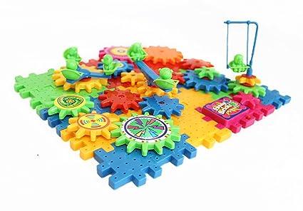 Amazon Com Educational Toy Gear Set Fine Motor Skills Toys