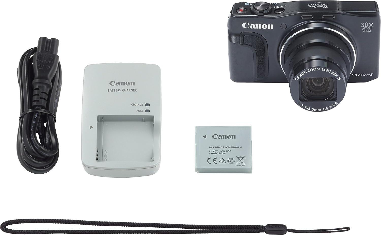 Canon SX 710 HS - Cámara compacta de 20.3 MP (Pantalla de 3
