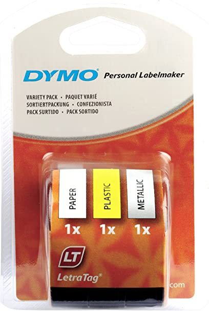 Dymo - Cintas para impresoras de etiquetas: Amazon.es: Oficina y ...
