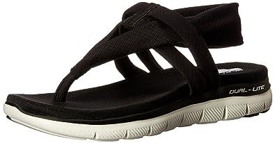 ae435a1887eb Skechers Cali Women s Flex Appeal 2.0-Studio Time Sport Sandal