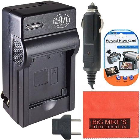 Charger Sony Cyber-shot DSC-W570 DSC-T110 Digital Camera NP-BN1 BN1 Battery