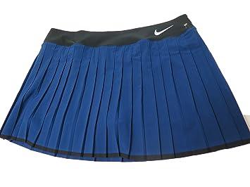 fcf2a0d3891be Nike Victory 33 cm Jupe-Short de Tennis pour Femme, Coastal Bleu Noir