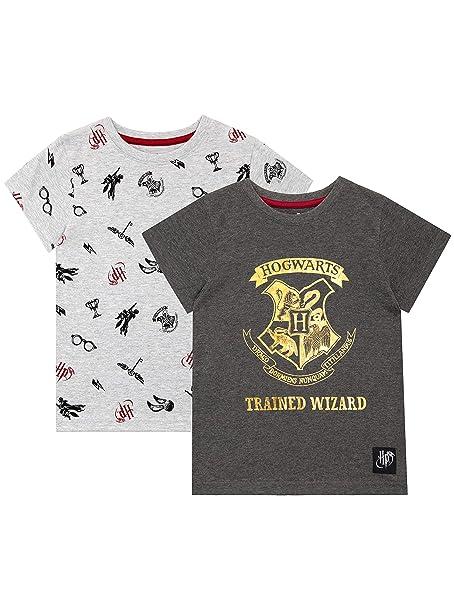 Harry Bear Camiseta Paquete de 3 para Hombre