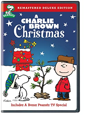 a charlie brown christmas remastered deluxe edition - Amazon Christmas Movies
