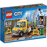 Lego City - 60073 - Jeu De Construction - Le Camion Grue
