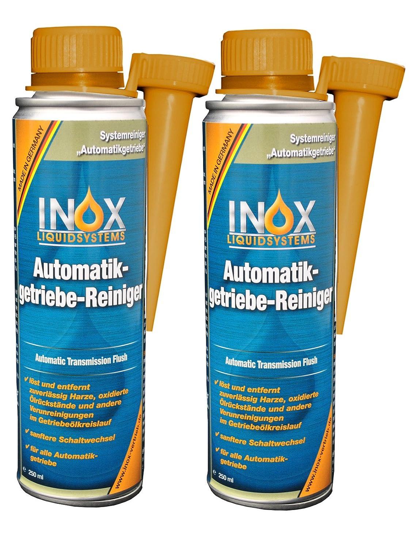 INOX Getriebereiniger Additiv fü r Automatikgetriebe, 2x 250ml