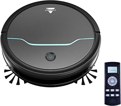 BISSELL EV675 Robot Vacuum Cleaner for Pet Hair with Self Charging Dock