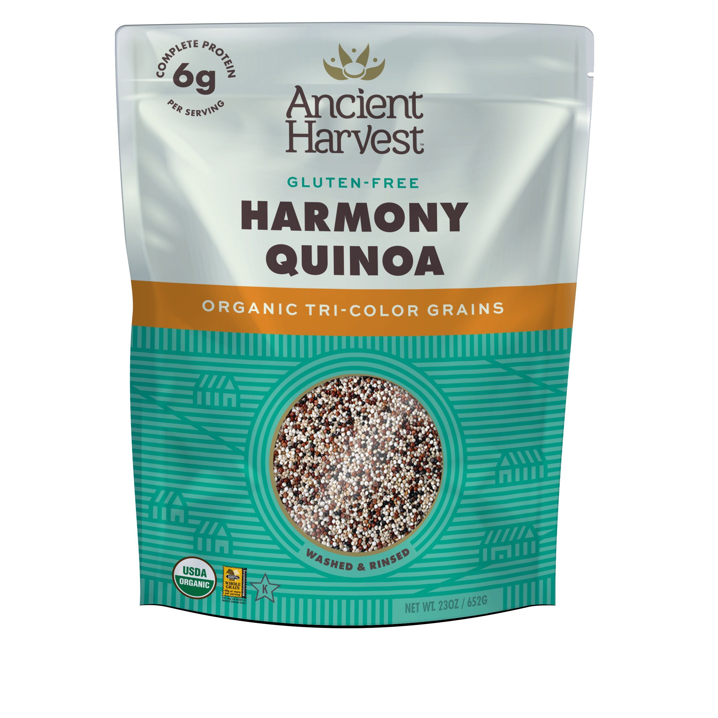 ANCIENT HARVEST Quinoa Harmony Blend Organic, 23 oz