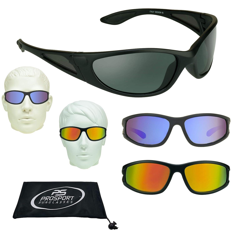 Amazon.com: anteojos de sol polarizadas anteojos de sol de ...