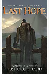 Last Hope (The Brother's Creed Book 5) Kindle Edition