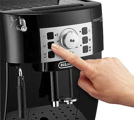 Delonghi Magnifica S Ecam 22.110.B - Cafetera superautomática, 15 ...