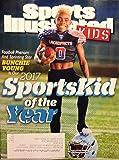 Sports Illustrated for Kids December 2017