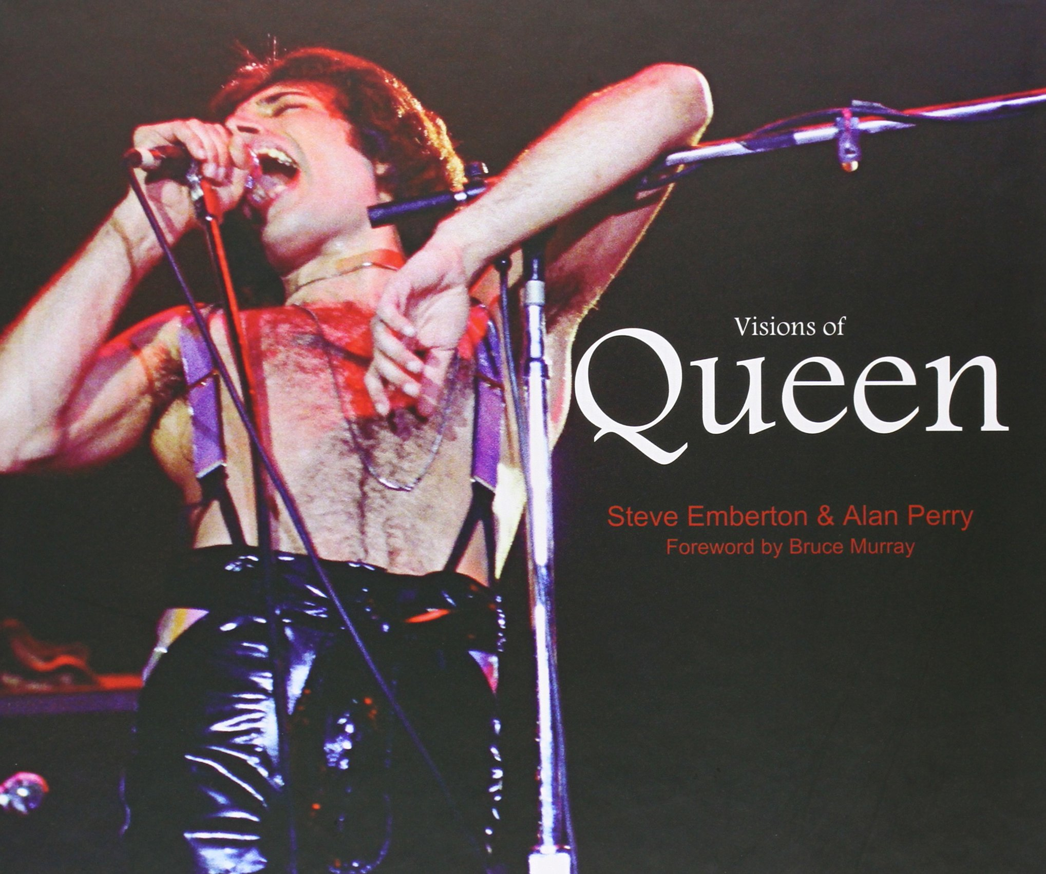 Visions Of Queen: Steve Emberton, Alan Perry: 9781908724212: Amazon:  Books