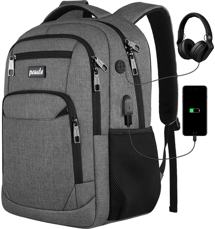 ODFRQW Kir-by Youth Adult Backpack College Bookbag Shoulder Laptop Bag Rucksack Daypack 16.9X11.0X6.3 Inch
