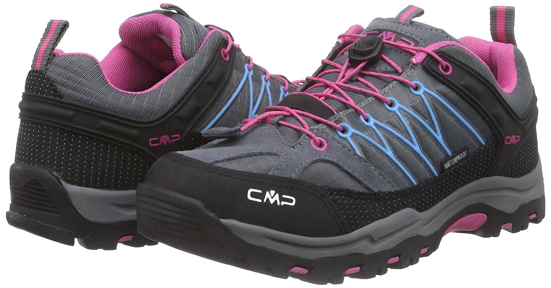 Zapatillas de Trekking y Senderismo de Media ca/ña Ni/ños CMP CMPRigel