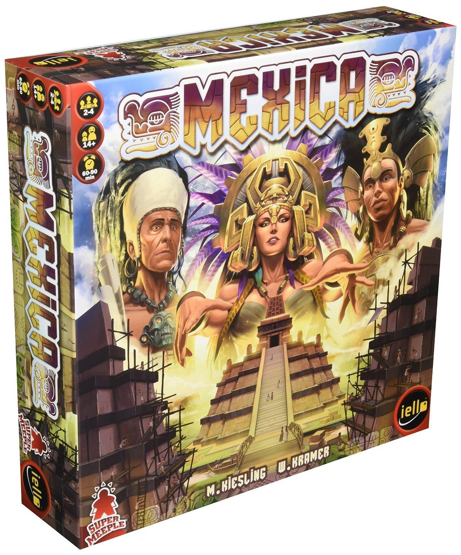 Mexica Board Game [並行輸入品] B01CVOUHUU