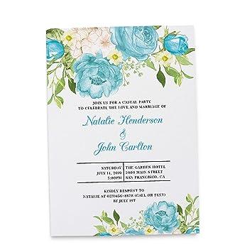 amazon com rustic elopement reception invitation ideas marriage