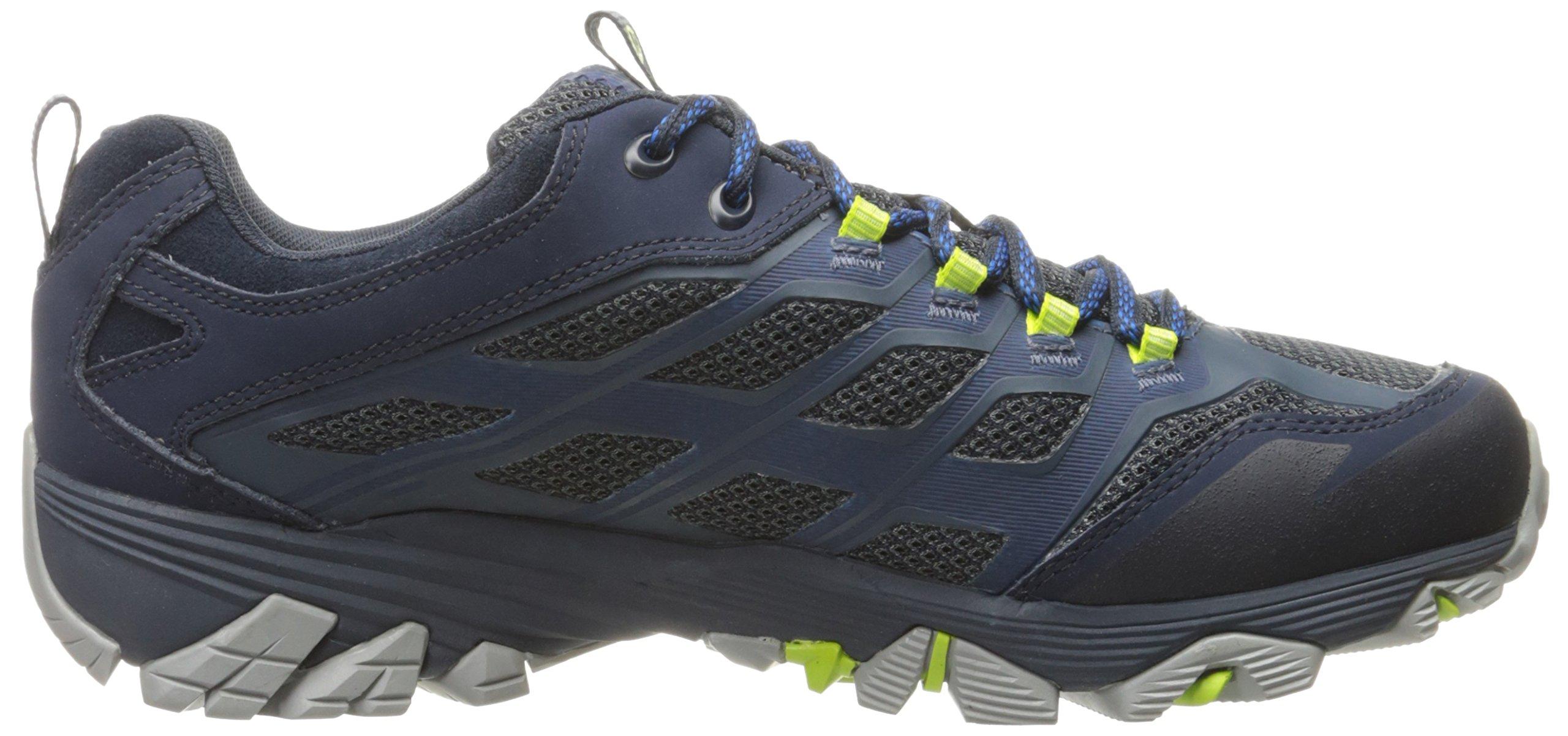 Merrell Men's Moab FST Waterproof Hiking Shoe, Navy, 8 M US by Merrell (Image #6)