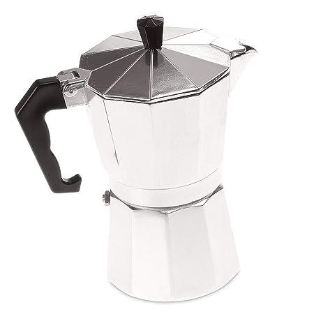 Dolce Vita y Savoir Vivre - Cafetera italiana (6 tazas, 300 ml ...