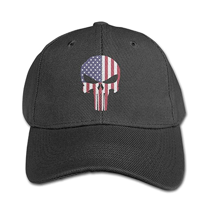 WAZH Cool Baseball Caps Navy Seal Skull Youth Low Profile Adjustables Hatin 4 Colors