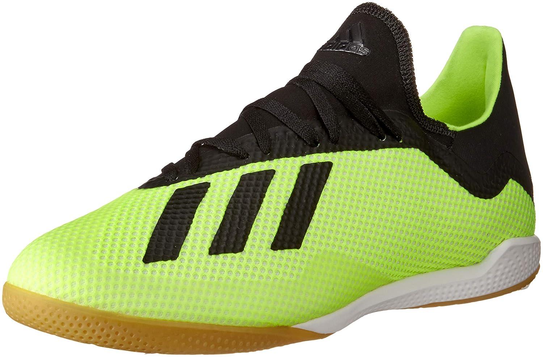 Gelb (Amasol Negbás Ftwbla 001) adidas Herren X Tango 18.3 in Futsalschuhe, Fluoreszierend gelb schwarz