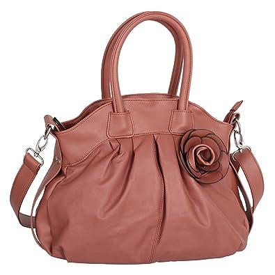 dc0aaa33b3753 Casa di Borse Leather Twin Handle  Amazon.co.uk  Shoes   Bags